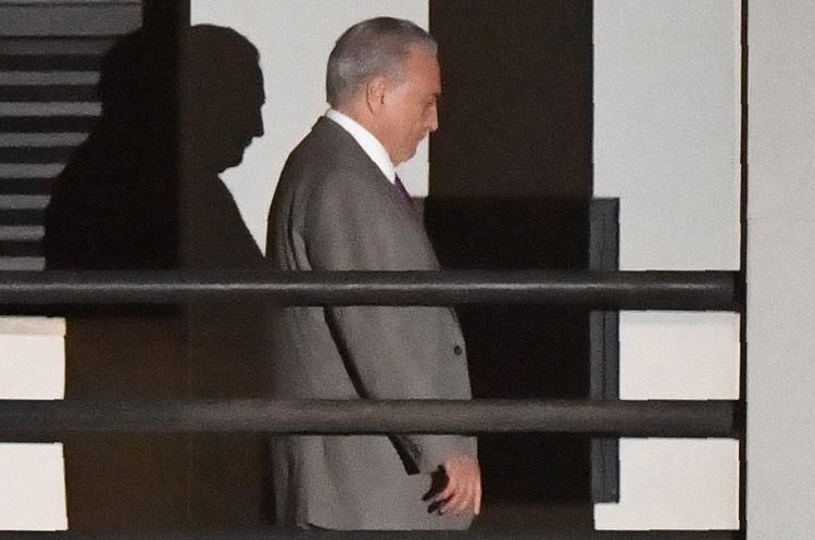 Tribunal decidiu que ex-presidente deve ser preso de novo - Foto: Mauro Pimentel l AFP