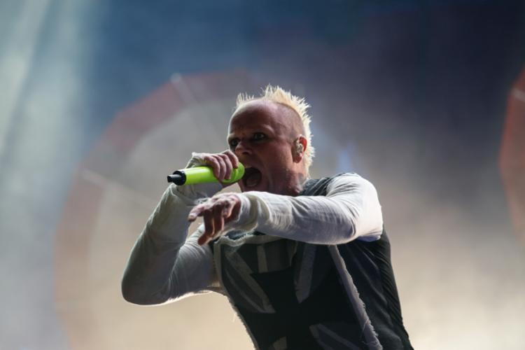 Nascido em 1969, em Londres, Flint era músico, cantor e dançarino - Foto: Ed Jones | AFP