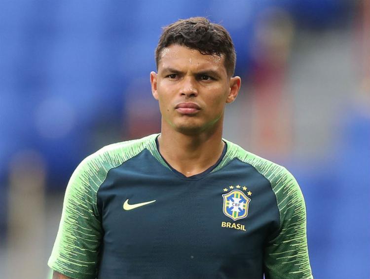 O zagueiro foi reserva da seleção brasileira na Copa do Mundo de 2010, capitão da equipe em 2014 e titular no ano passado - Foto: Divulgação l CBF