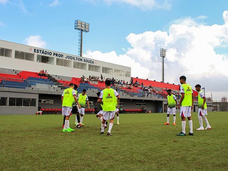 O líder Bahia de Feira é único time que depende apenas de um empate para ir ao mata-mata - Foto: Divulgação l Bahia de Feira