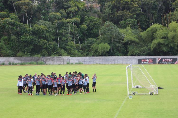 O Rubro-Negro tem 4 jogos e 4 empates no torneio regional - Foto: Maurícia da Matta l EC Vitória
