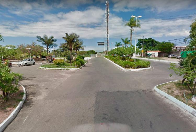 Troca de tiros aconteceu na região da Lagoa do Abaeté - Foto: Reprodução | Google Street View