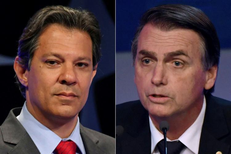 Decisão foi dada em ação apresentada por Bolsonaro durante a campanha presidencial no ano passado - Foto: Nelson Almeida | AFP