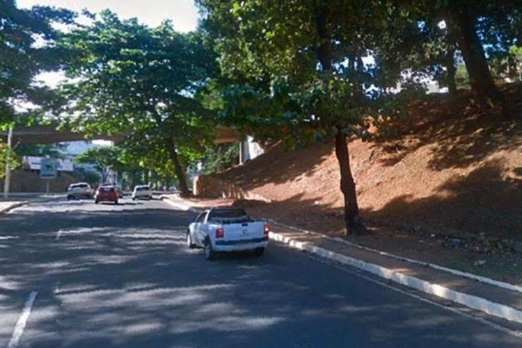 Quem passar pela região do Viaduto Mãe Menininha do Gantois durante o fim de semana deve ficar atento às mudanças - Foto: Reprodução   Google Maps