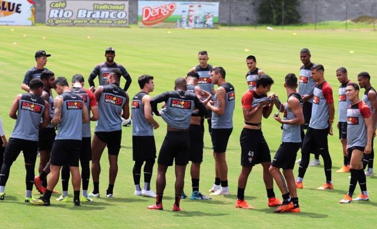 Rubro-Negro vem de três derrotas e um empate nos últimos quatro jogos que fez no Barradão - Foto: Moysés Suzart l EC Vitória