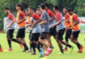 Vitória atende sindicato e reintegra jogadores afastados | Foto: Maurícia da Matta l EC Vitória