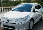 Corolla híbrido flex será primeiro do mundo | Foto: Daniel Costa | Divulgação
