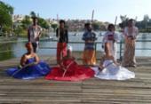 Mestres e cantadores de capoeira fazem show no Pelourinho | Foto: Iroko | Divulgação