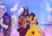 Musical sobre a Bela e a Fera será apresentado em maio no TCA | Foto: Divulgação