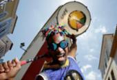 Olodum celebra 40 anos de história com desfile e show | Foto: Raul Spinassé | Ag. A TARDE