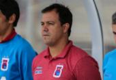 Bahia oficializa Dado Cavalcanti como novo técnico do sub-23 | Foto: Geraldo Bubniak | Paraná Clube