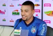 De volta ao time, Gregore quer garantir vantagem em jogo na Fonte | Foto: Felipe Oliveira | EC Bahia
