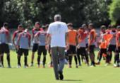Com presença de Paulo Carneiro, Vitória faz último treino em Salvador | Foto: Maurícia da Matta | EC Vitória