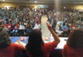 Professores em greve podem ter salários cortados | Foto: Divulgação | Ascom Aduneb