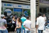 Confira as vagas de emprego oferecidas pelo SIMM nesta quarta | Foto: Luciano da Matta | Ag. A TARDE