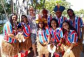 Jogadores do Bahia homenageiam povos indígenas com nomes nas camisas | Foto: Divulgação | EC Bahia