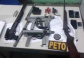 Quatro homens morrem durante confronto com a polícia em Santo Amaro | Foto: Divulgação | CPRL