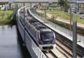 Governo estuda implantar estações do metrô no Campo Grande e Barra | Foto: Reprodução | Abifer