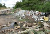 Olhar Cidadão: descarte irregular de lixo polui zona rural de Camaçari | Foto: Joá Souza | Ag. A TARDE