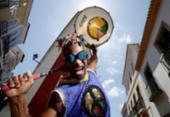 Há 40 anos, o Olodum transformou o Pelourinho e tornou-se um emblema da cultura baiana | Foto: Raul Spinassé / Ag. A TARDE