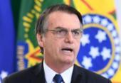 Bolsonaro admite caminhada para a