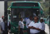 Rodoviários negociam reajuste salarial com empresários nesta quarta | Foto: Gilberto Junior | Ag. A TARDE