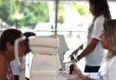 Atendimento oftalmológico e exames de mamografia são feitos gratuitamente na Calçada | Foto: Divulgação