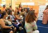 Evento promove ações de valorização do trabalho doméstico em Salvador | Foto: Elói Corrêa | GOVBA