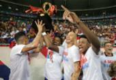 Baianão recupera confiança do Tricolor à Série A do Brasileiro | Foto: Adilton Venegeroles l Ag. A TARDE