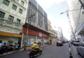 Tráfego de veículos e linhas de ônibus são alterados na Rua Chile | Foto: Adilton Venegeroles | Ag. A TARDE