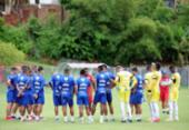 Recuperado, Douglas volta ao time para duelo contra o Londrina | Foto: Felipe Oliveira l EC Bahia