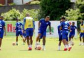 Bahia encerra preparação para a final do Campeonato Baiano | Foto: Divulgação | EC Bahia