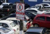 Zona Azul: novas vagas de estacionamento são regulamentadas em Salvador | Foto: Raul Spinassé | Ag. A TARDE