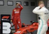 Atrás da Mercedes, Ferrari confirma mudanças em carro para reagir no Azerbaijão | Foto: Wang Zhao l AFP
