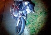 Colisão entre carro e moto deixa um ferido em Conquista | Reprodução | Blog do Rodrigo Ferraz
