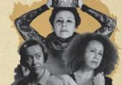Fafá Menezes apresenta peça 'Mulheres de Sangue'   Reprodução