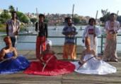 Mestres e cantadores de capoeira fazem show no Pelô   Iroko   Divulgação