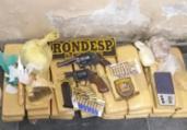Cerca de 20 Kg de cocaína são apreendidos no interior | Divulgação | SSP-BA