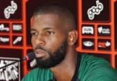 João Gabriel pede mudança de postura no elenco do Leão   Maurícia da Matta   EC Vitória