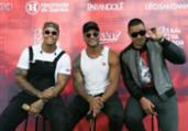Léo Santana, Tony e Xanddy apresentam nova turnê | Divulgação | Mateus Ross