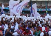 Bahia inicia venda de ingressos para decisão de domingo | Adilton Venegeroles l Ag. ATARDE l 3.2.2019