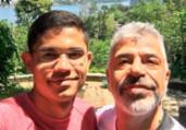 Lulu Santos oficializa união com Clebson Teixeira | Reprodução | Instagram