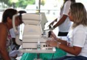 Consultas e exames gratuitos são oferecidos na Calçada | Divulgação