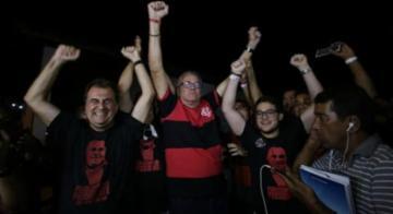 Presidente retorna ao Vitória após quase 14 anos sendo eleito com 1.474 votos (67, 86%) e com mandato até 2022 - Adilton Venegeroles