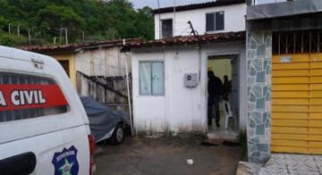 O servidor da Câmara Municipal de Maceió (AL) foi preso ontem, na capital alagoana - Heliana Gonçalves/TV Gazeta/Reprodução