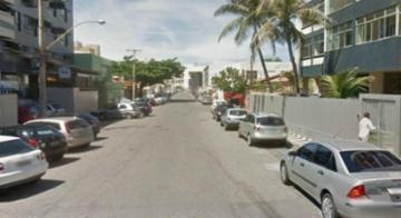 Conhecido como Gigantão, agressor meteu a faca em César Andrade, por causa de uma rixa antiga, na Pituba - Reprodução | Google