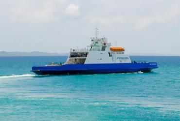 Duas embarcações do sistema ferryboat estão suspensas e passam por reforma | Divulgação