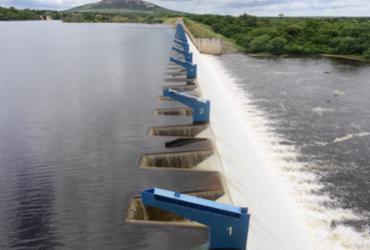 Barragem de Ponto Novo funciona com 100% da sua capacidade