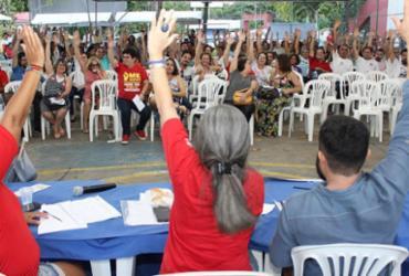 Professores da Uneb decidem manter greve por tempo indeterminado   Divulgação l Aduneb