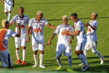 Bahia de Feira chega a Salvador na tentativa de repetir façanha de 8 anos atrás | Reprodução | Facebook